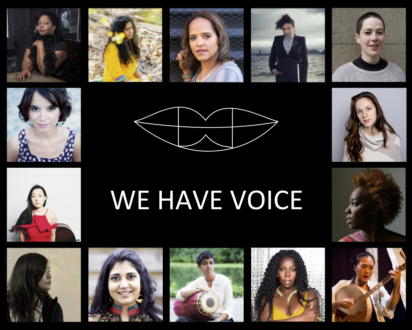 We Have Voice